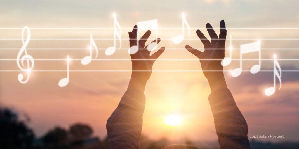 ota-musiikki-avuksesi