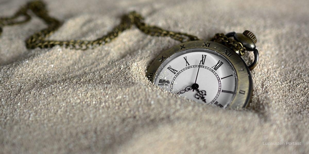 kun aika hallitsee sinua, ota haltuun ajanhallinta